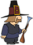 funny pilgrim