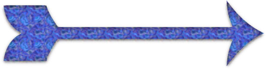 large blue arrow