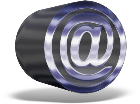 3d send email @