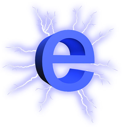 electric e for email