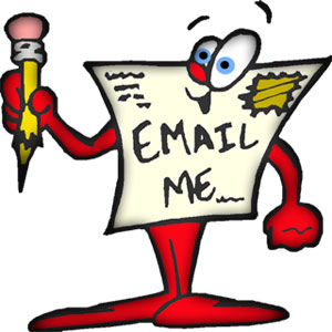 fun email me clipart