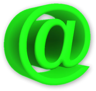send email @ green 3D