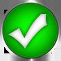 green check icon