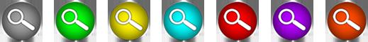 search icon set