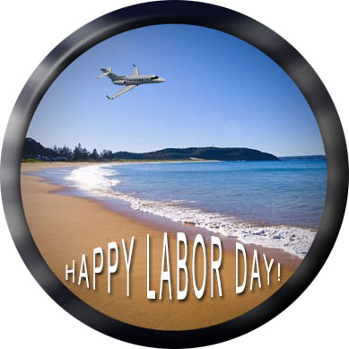 Labor Day on the beach