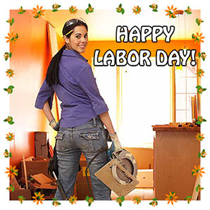 Labor Day Carpenter