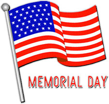 Free Memorial Day Gifs - Memorial Day Animations - Clipart