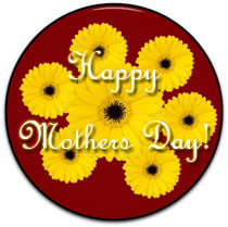Happy Mother's Day Daisies