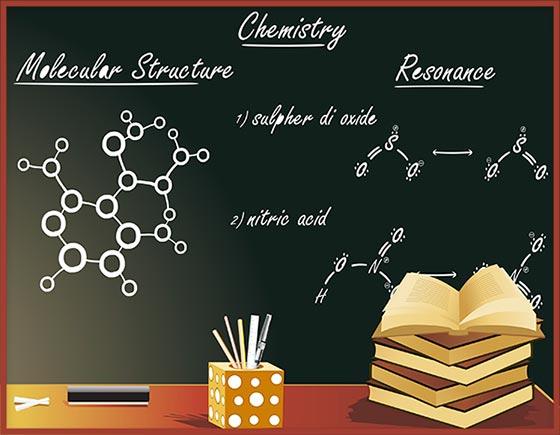 desk chemistry