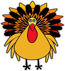 Free Thanksgiving Gifs - Animated Clipart